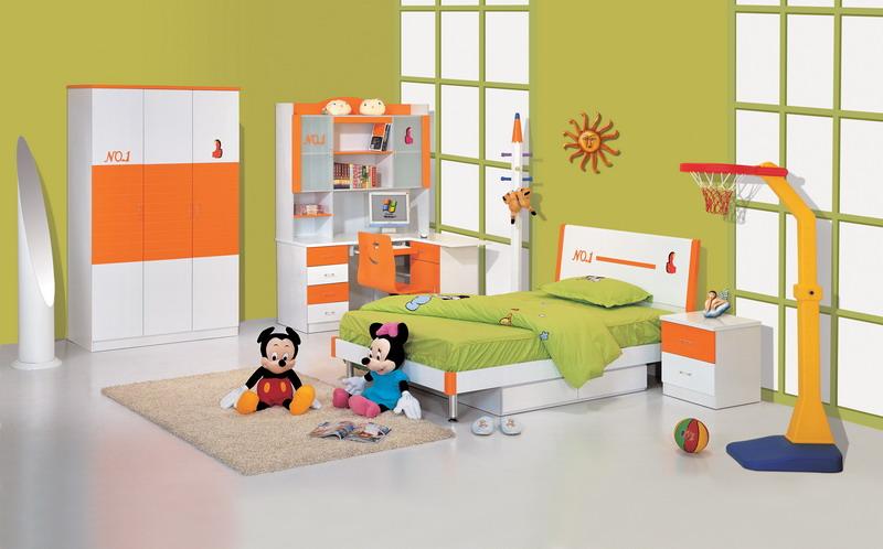 จัดห้องนอนเด็กอย่างไรให้เป็นระเบียบเรียบร้อย