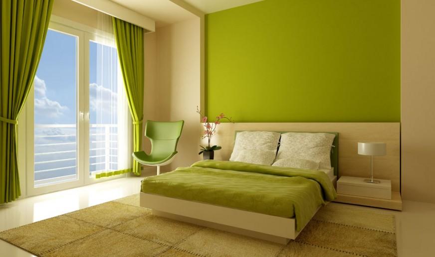 เปลี่ยนสไตล์ให้กับห้องนอนของคุณด้วยผ้าม่านสุดสวย