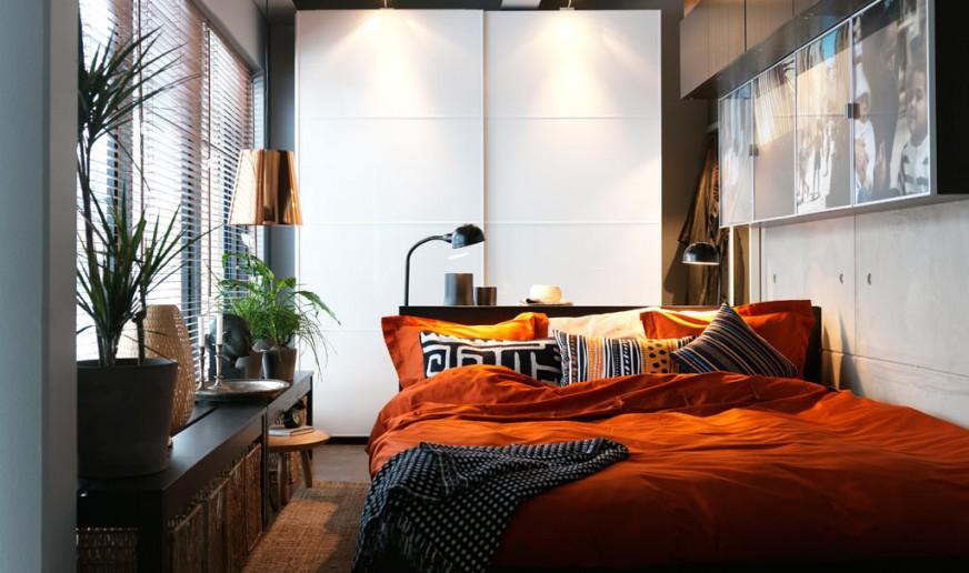รวมไอเดียใช้ห้องนอนขนาดเล็กให้คุ้มค่า