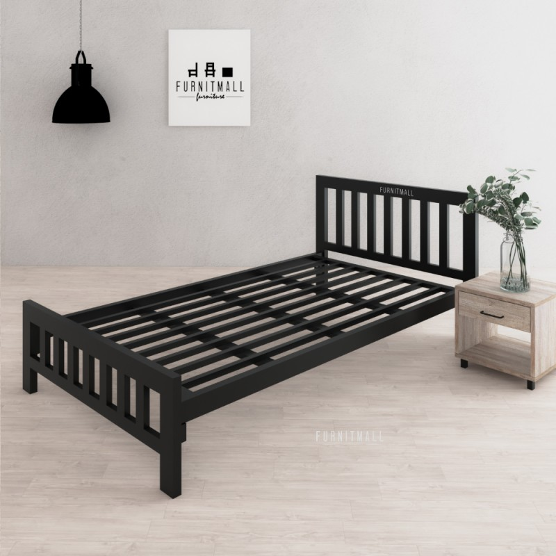 เตียงเหล็ก