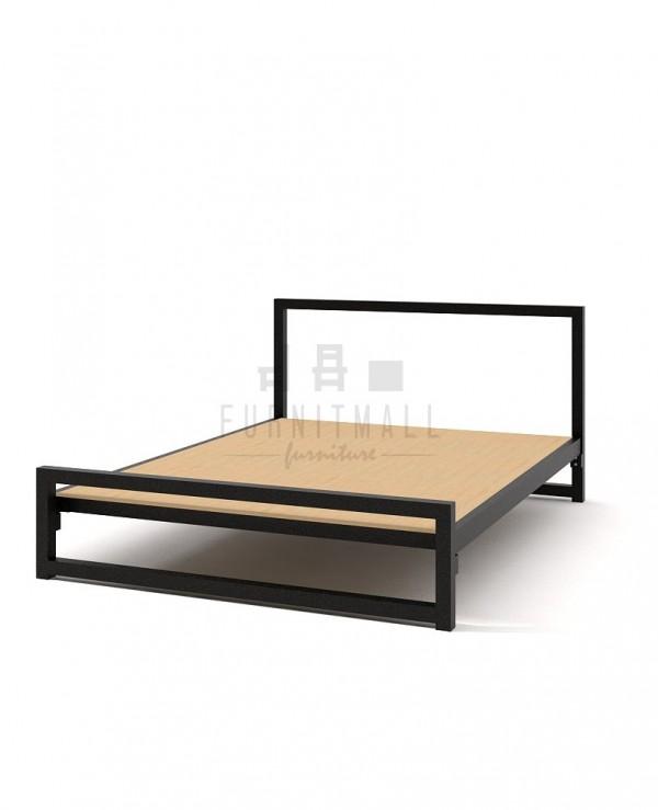 เตียงเหล็ก รุ่นโมเดิร์นเบสิก