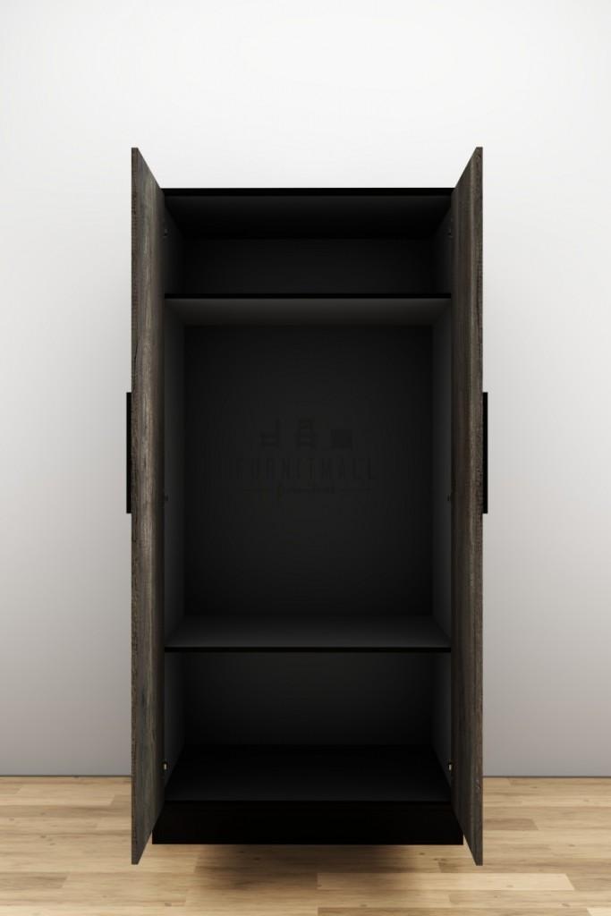 ตู้เสื้อผ้า Loft Series